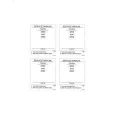 Case-IH 3230 Tractor Service Manual (7-69134)