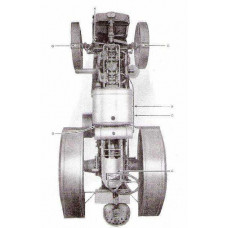 Image of Firestone Tire Low Pressure Tractor Tire and Wheel Data 1933 Service Manual