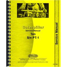 Russell 10 Grader Operators Manual