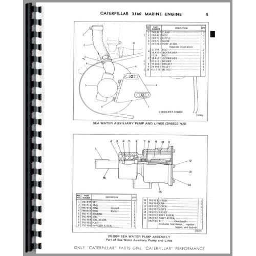 3160 caterpillar parts manual open source user manual u2022 rh dramatic varieties com Caterpillar 3306 Engine Parts Caterpillar 3306 Engine Parts