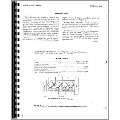 Caterpillar 920 Manual