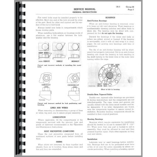 caterpillar d343 engine service manual  sn 33b1 and up  62b1 and up Caterpillar D343 Specifications caterpillar d343 service manual