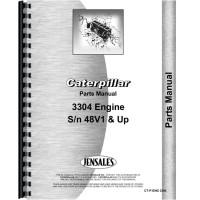 Caterpillar 941B Traxcavator Engine Parts Manual (SN# 70H2942and up)