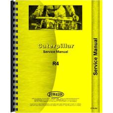 Image of Caterpillar R4 Crawler Service Manual