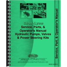 Char-Lynn Power Steering Service Manual