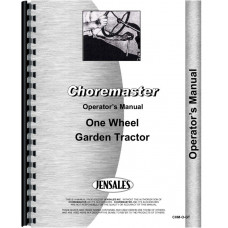 Image of Choremaster Lawn & Garden Tractor Operators Manual