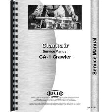 Clarkair CA-1 Crawler Service Manual