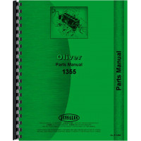White 1355 Tractor Parts Manual