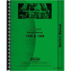 Cockshutt 1370 Tractor Service Manual