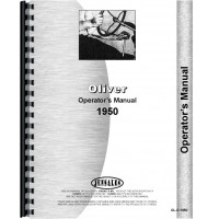 Cockshutt 1950 Tractor Operators Manual