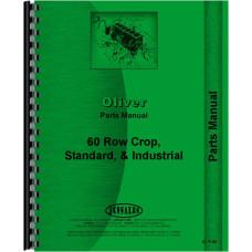 Cockshutt Tractor Parts Manual (OL-P-60)