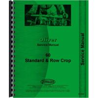 Cockshutt 60 Tractor Service Manual