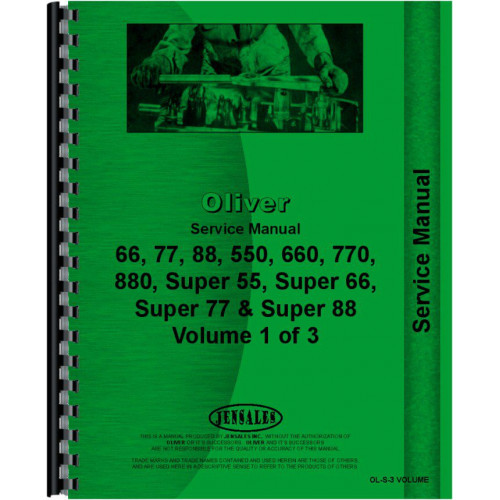 oliver super 55 tractor service manual rh jensales com oliver super 55 pto parts oliver super 55 parts manual