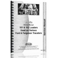 Ferguson TO20 Loader Attachment Service Manual