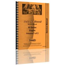 Detroit 6V-921, 8V-92, 12V-92, 16V-92 Engine Service Manual
