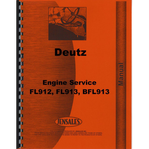 deutz allis service manual de s eng912 rh jensales com Deutz- Allis 916H Garden Tractor Deutz 912 Ignition Wiring