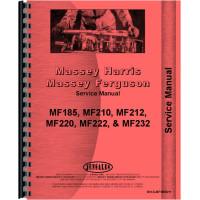 Davis 210 Backhoe Attachment Service Manual