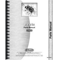 Deutz (Allis) 5220 Compact Tractor Pump, Water (P126 OR S148