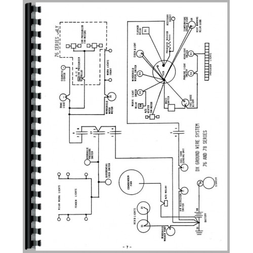 Deutz (Allis) DX120 Tractor Wiring Diagram Service Manual on international tractor wiring diagrams, case tractor wiring diagrams, antique tractor wiring diagrams, kubota tractor wiring diagrams, montana tractors wiring diagrams, garden tractor ignition wiring diagrams, john deere tractor wiring diagrams, fermec tractor wiring diagrams, universal tractor wiring diagrams, mahindra wiring diagrams, long tractor wiring diagrams, bolens tractor wiring diagrams, kioti dk35 wiring-diagram, gravely wiring diagrams, kubota tractor parts diagrams, minneapolis moline tractor wiring diagrams, kioti ck25 wiring-diagram, create chess diagrams, ford tractor wiring diagrams, century tractor wiring diagrams,