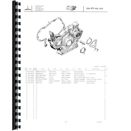 Deutz_(Allis) D4006 Tractor Parts_Manual_4 500x500 allis) d4006 tractor parts manual (sn 7871 3488 & up)  at gsmx.co