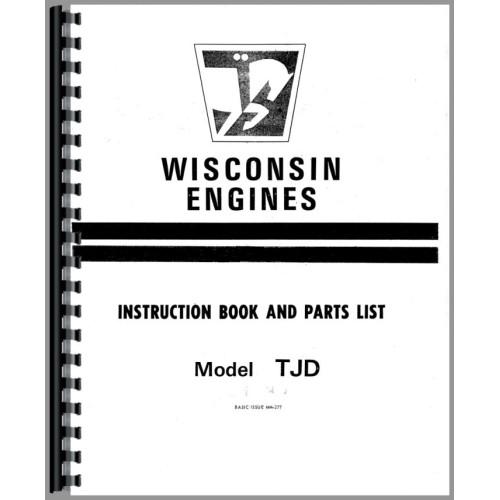 Wisconsin engine Manual au7b Pdf