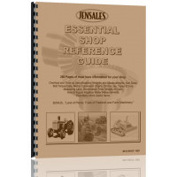 Jensales Essential Shop Reference Guide