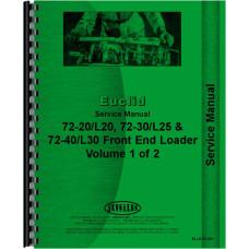 Euclid 72-20 L20 Front End Loader Service Manual