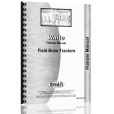 Image of WHITE Flat Rate Manual
