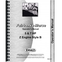 Fairbanks Morse Type Z Hit & Miss Engine Operators Manual (Type Z)