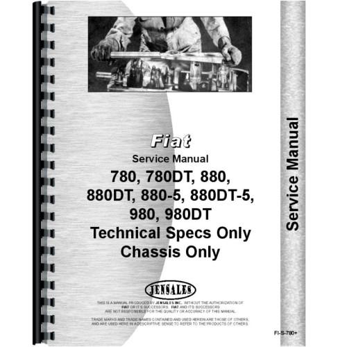 fiat 780 tractor service manual rh jensales com manual tractor fiat 780 pdf fiat 780 tractor service manual