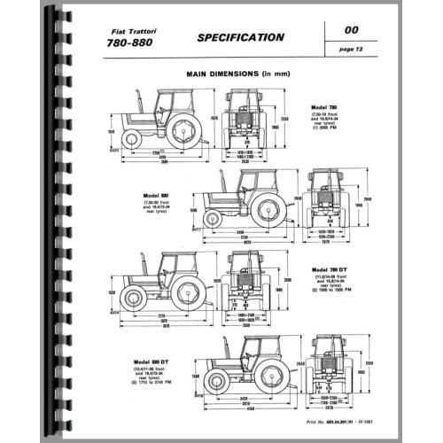 fiat 880 tractor service manual rh jensales com fiat 850 manual download fiat 880 workshop manual