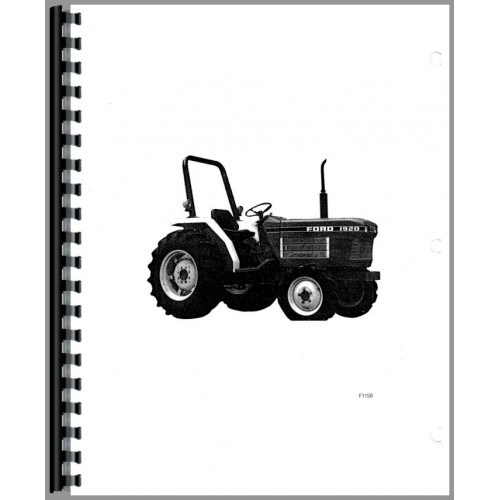 Ford 1920 tractor manual pdf complete wiring diagrams ford 1920 tractor operators manual rh jensales com ford 2120 tractor manual 3400 ford tractor manual fandeluxe Choice Image