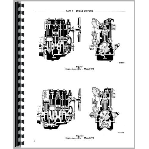ford 1910 tractor service manual rh jensales com ford 1920 tractor service manual pdf Ford 1910 Tractor Parts Diagram