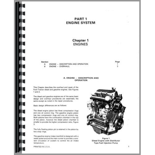 Ford 555 Backhoe Parts Diagram - Drivenheisenberg