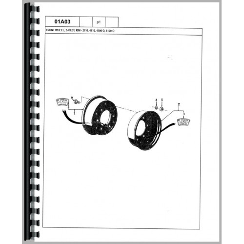 Ford 3000 Tractor Parts Manualrhjensales: Ford 3000 Tractor Schematics At Gmaili.net