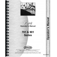 Ford 961 Tractor Operators Manual
