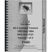 Ford 700 Tractor Parts Manual