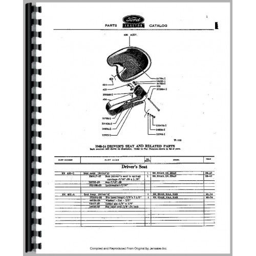 29 8n Ford Tractor Parts Diagram - Wiring Diagram List