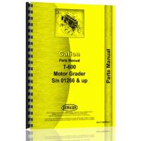 Galion T-600 Grader Parts Manual (SN# 01266 and Up)