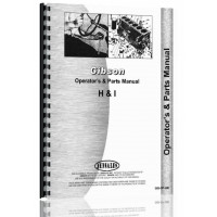 Image of Gibson H Tractor Operators & Parts Manual