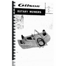 Gilson Gilson Lawn & Garden Tractor Operators & Parts Manual (Attachment)