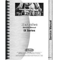 Hercules Engines IX Engine Service Manual