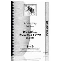Hercules Engines DFXB Engine Parts Manual
