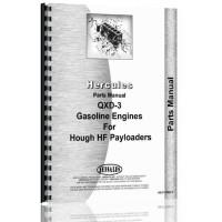 Image of Hough HFH Pay Loader Hercules Engine Parts Manual