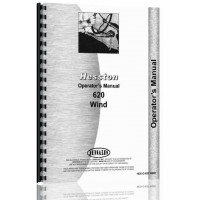 Image of Hesston 620 Windrower Operators Manual