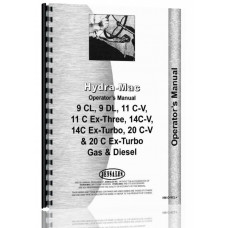 Hydra-Mac Skid Steer Loader Operators Manual