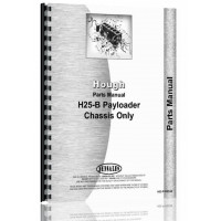 Image of Hough H-25B Pay Loader Parts Manual