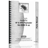 Hough HFH Pay Loader Parts Manual (SN# 80001 and Up)