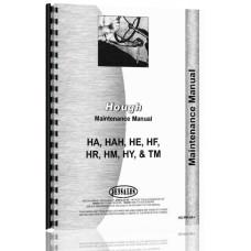 Image of Hough HA Pay Loader Preventative Maintenance Manual