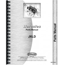 Hercules Engines JXLD Engine Parts Manual